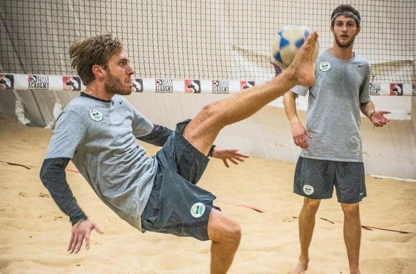 Dal Brasile a Castelvetere sul Calore: travolgente passione Footvolley